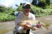 November Fly Fishing in Thailand